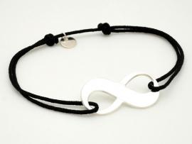 Bracelet infini cordon