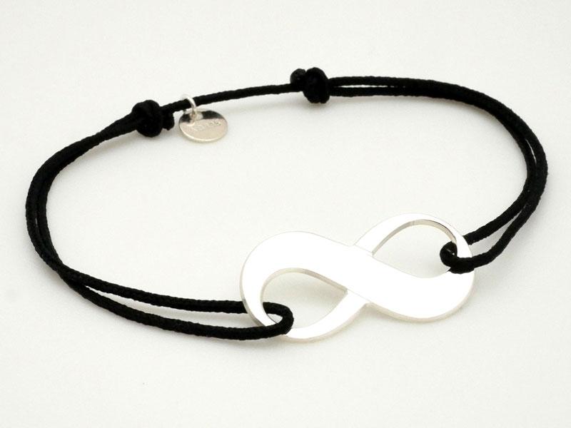 bracelet femme infinie