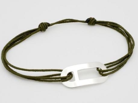 Bracelet homme en cordon