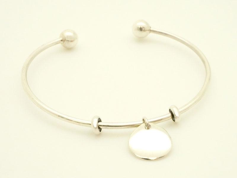bracelet femme argent etoile