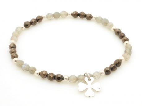 bracelet femme avec perles